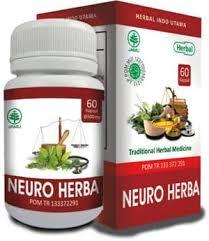 Neuro Herba Mengobati Stroke dan Penyempitan Pembuluh Darah - herbalassunnah