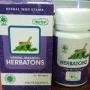 Herbal Radang Tenggorokan Herbatons